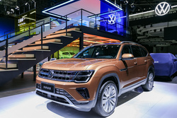 2021粤港澳大湾区车展:途昂/途昂X 530 V6车型上市