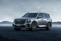 双格栅造型/有燃油和混动版 全新第二代GS8首露真容