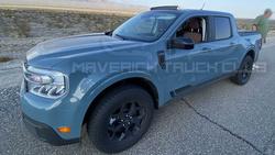 福特推出入门皮卡Maverick,售价不到13万元!