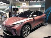 2021成都车展:R汽车ES33量产版首发