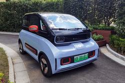 五菱神车厂出品 宝骏KiWi EV将8月31日上市