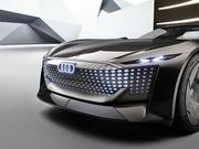 这就是5年后的奥迪?skyshpere概念车将亮相广州车展