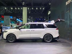 看起来更像SUV的MPV 第四代嘉华预售价28.89-33.99万