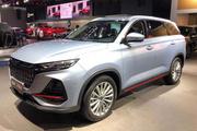 2021成都车展:长安欧尚X7PLUS亮相,预售订单超1477台