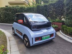 宝骏KiWi EV正式上市 售6.98-7.88万元