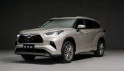 名字就叫大汉兰达 丰田全新全尺寸SUV 2023年首发