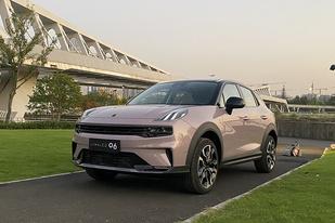 售价13.98万起 领克06新增三款车型正式上市
