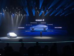 续航超1000km/加速2.9秒,比亚迪全新概念车亮相