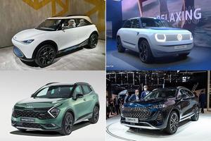不能说抢尽风头 中国品牌在慕尼黑车展也很受关注