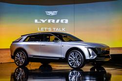 凯迪拉克首款纯电SUV最新剧透:续航可达650km以上