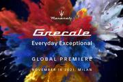 定位中型SUV 玛莎拉蒂Grecale将于11月16日全球首发