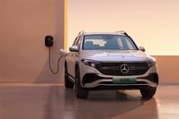 奔驰两款EQ车型公布预售价,比燃油版贵10万凭什么?